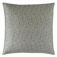 Echo Metallic Decorative Pillow