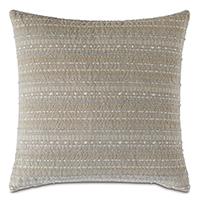 Aldrich Textured Decorative Pillow
