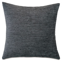 Banks Textured Decorative Pillow