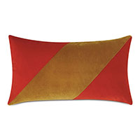 Mackay Color Block Decorative Pillow