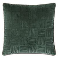Echo Lasercut Decorative Pillow