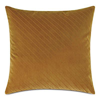 Mackay Embossed Decorative Pillow