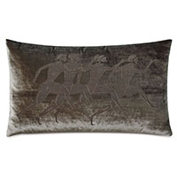 Antiquity Athletes Decorative Pillow