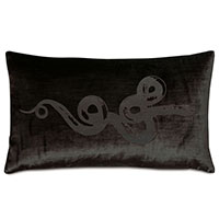 Antiquity Viper Decorative Pillow