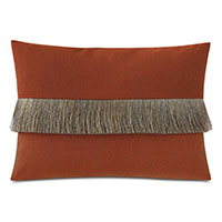 Island Fringe Decorative Pillow