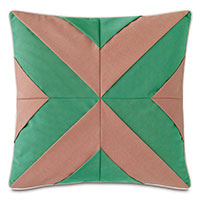Plage Mitered Decorative Pillow