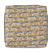 Prowling Boxed Decorative Pillow