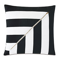 Kubo Zipper Decorative Pillow