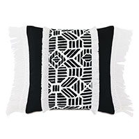 Madaba Fringe Decorative Pillow