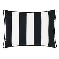 Kubo Vertical Stripe Decorative Pillow