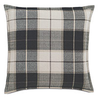 Lodge Tartan Decorative Pillow