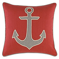 Cameron Anchor Decorative Pillow