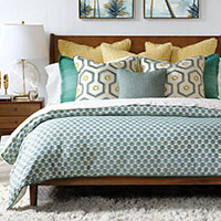 Twin Palms Bedset