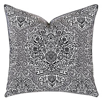 Spectator Damask Decorative Pillow