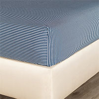 Newman Ink Fitted Sheet