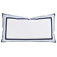 Watermill Indigo King Sham