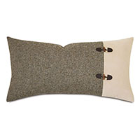 Rustic Lodge King Sham Right