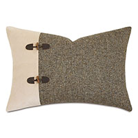 Rustic Lodge Standard Sham Left