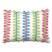 Gigi Ribbon Decorative Pillow