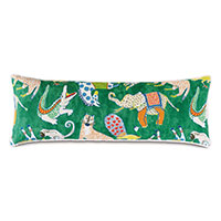Hullabaloo Reversible Decorative Pillow