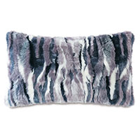 Tabitha Faux Fur Decorative Pillow