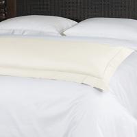 Roma Luxe Ivory Grand Sham