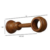 Legna Maple Adjustable Bracket