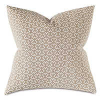 Sina Woven Decorative Pillow