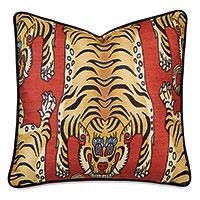 Fenning Tiger Decorative Pillow