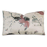 Fowler Velvet Decorative Pillow