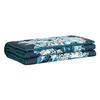 Lacecap Bed Scarf
