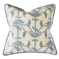 Capri Vine Decorative Pillow