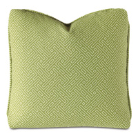 Dublin Graphic Decorative Pillow