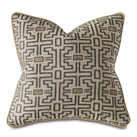 Tanzania Tribal Decorative Pillow