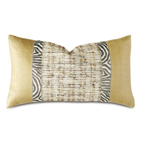 Tanzania Silk Decorative Pillow