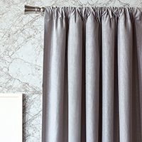 Hallie Opal Curtain Panel