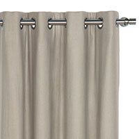 Breeze Stone Curtain Panel