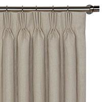 Breeze Stone Curtain Panel