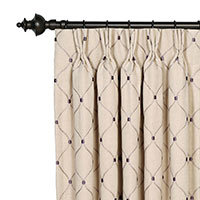 Branson Ivy Curtain Panel