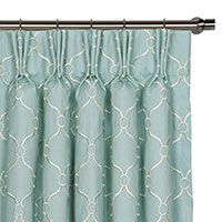Theodore Spa Curtain Panel