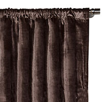 Winchester Chestnut Curtain Panel