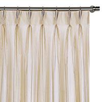 Ambiance Almond Curtain Panel