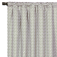 Chive Dove Curtain Panel