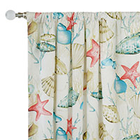Sumba Seaside Curtain Panel