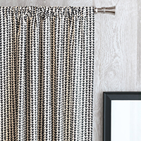 Ziggy Vine Curtain Panel