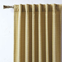 Camden Color Block Curtain Panel