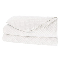 Coperta White Coverlet