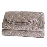 Viola Fawn Coverlet