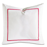 Gala Pink Decorative Pillow