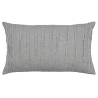 Shiloh Cement Oblong Decorative Pillow